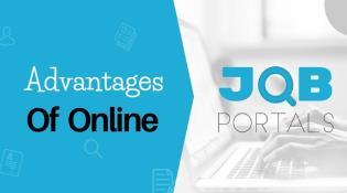 Advantages of Online Job Portals in Pakistan