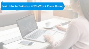 Best Jobs in Pakistan 2020 (Work From Home)