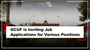 GCUF is Inviting Job Applications for Various Positions