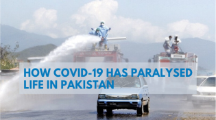 How Covid-19 has Paralysed life in Pakistan
