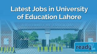 Latest 2020 Jobs in University of Education, Lahore
