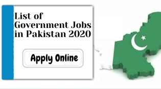List of Government Jobs in Pakistan you can apply online
