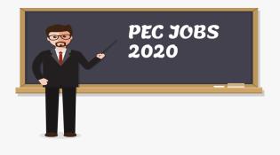PEC jobs | Pakistan Engineering Council Advertisement 2020