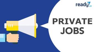 Top Private Departments Jobs in Pakistan 2020