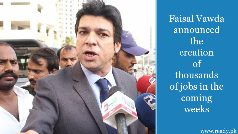 Faisal Vawda announced the Creation of Thousands of Jobs in the Coming Weeks