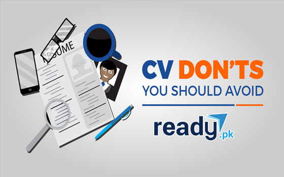 Most Common mistakes in Cv we should avoid
