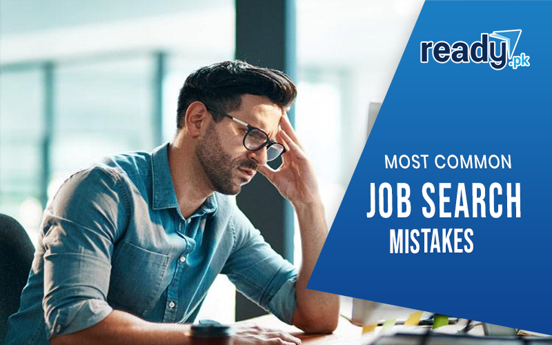 Most Common mistakes in Job search